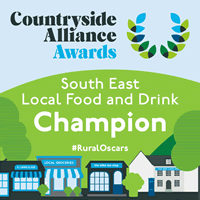 Winners of the 2017 South East Countryside Alliance Local Food and Drink Award